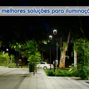 Soluções em Iluminação Pública