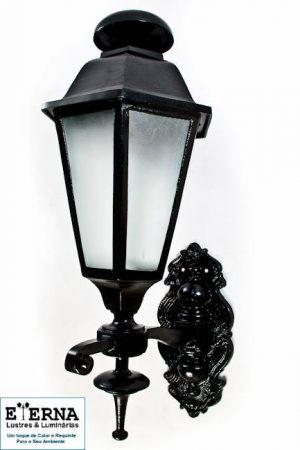 Luminária Arandela Colonial Clássica Vintage Retrô