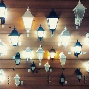 Arandela Colonial Lanterna Clássica Vintage Área Externa e Interna