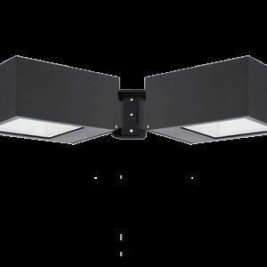 Luminária Solar de Poste Fotovoltaica Pública 50W